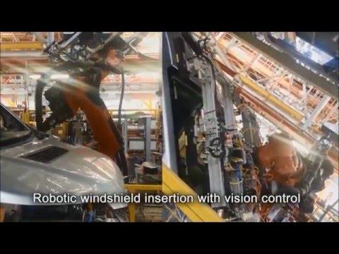 ALTINAY Automotive glazing and windshield assembly
