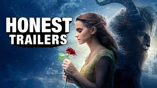 Honest Trailers - Beauty and The Beast (2017)