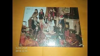 Twice (트와이스) _ The year of Yes (3rd Spacial Album) (A ver.) Unboxing .