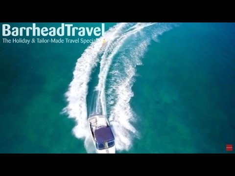 Sandals Jamaica Whitehouse Holidays 2017 / 2018 Drone Tour