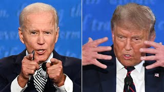 First presidential debate in full: Trump vs Biden | US Election 2020