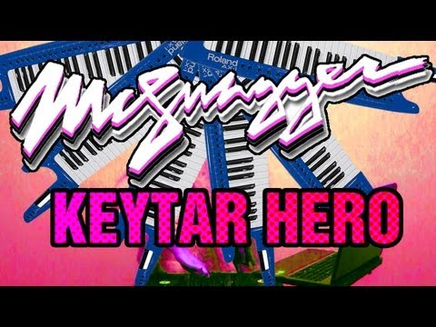Jesse Cale - Keytar Hero (McSwagger Remix)