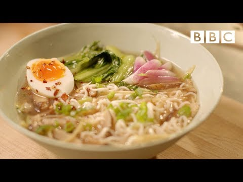 Nigella Lawson's comforting Ramen recipe - Simply Nigella - BBC Two
