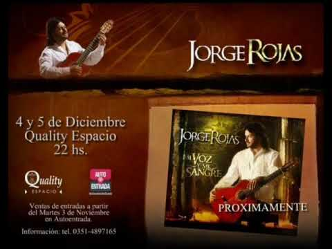 Jorge Rojas - Al borde del delirio COMPLETA (del nuevo disco 2009)