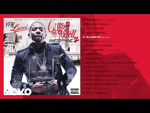 YFN Lucci - In A Minute (Audio) ft. Plies