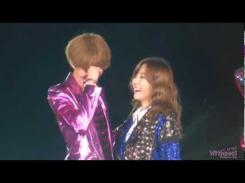 Taeyeon & Sehun - Falling In Love Again (A Front View)
