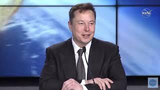 Elon Musk: Crew Dragon 'hit mach 2.2' during abort test