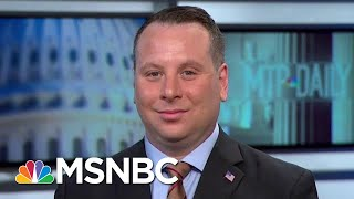 Culture Of Backstabbing At The White House Leads To Paranoia, Leaks   MTP Daily   MSNBC