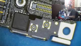 iPhone 7 Stuck On Apple Logo ايفون 7 معلق على علامه التفاحه شعار ابل ...