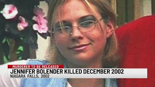 Convicted killer in 2002 murder case to be released