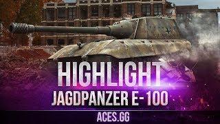 Годзилла. Jagdpz.E-100