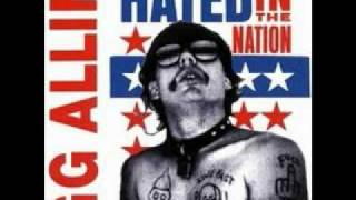 GG Allin - Scumfuck Tradition (1998)