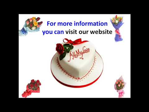Online Cake and Flower Delivery in Noida Local