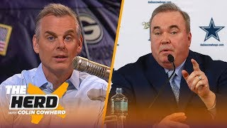Dak is still most important piece on Cowboys, Colin previews Seahawks vs Packers | NFL | THE HERD