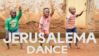 Masaka Kids Africana Dancing Jerusalema By Master KG [Feat. Nomcebo]