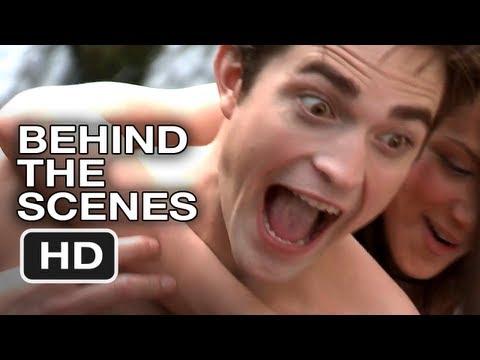 Edward and Bella's honeymoon - The Twilight Saga: Breaking ...