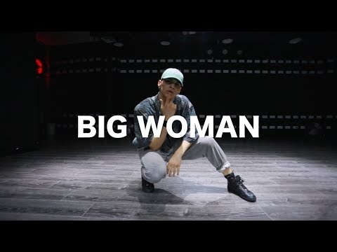 Big woman - Nadia Rose | Aritz Grau Choreography | GH5 Dance Studio
