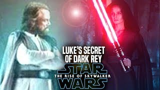 Luke's Big Secret Of Dark Rey Revealed! The Rise Of Skywalker (Star Wars Episode 9)