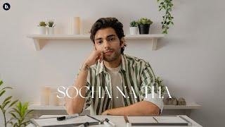 Socha Na Tha – Zaeden Video HD