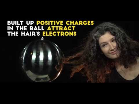 The Science Behind - Electric hair