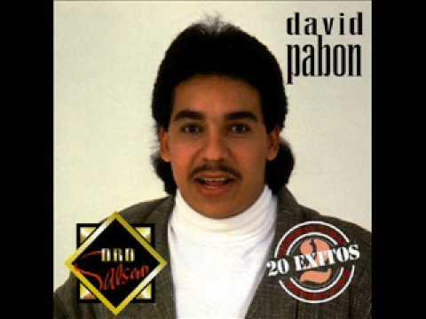 SI ME VES LLORAR - DAVID PABON