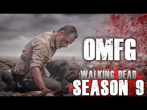 The Walking Dead Season 9 Episode 5 - What Comes After - Trailer Breakdown & Video Predictions!