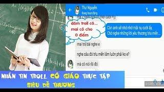 126NET Team || Troll Cô giáo thực tập siêu dễ thương - Anh Mơ (Anh Khang)
