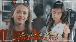 Crime Show Kids   The Lost Get Found