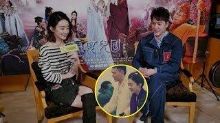 Fan lại dậy sóng vì loạt ảnh Phùng Thiệu Phong và Triệu Lệ Dĩnh
