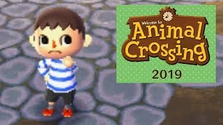 I HAVE NEVER PLAYED ANIMAL CROSSING BEFORE!