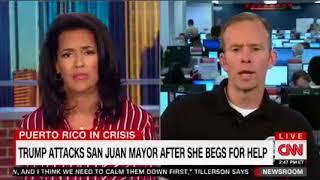 FEMA chief comments on San Juan mayor