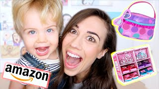 """Buying My Son """"Girl Toys"""" From Amazon!"""