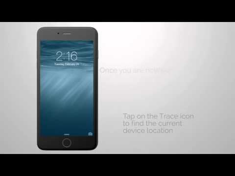 LugLoc® Tracking Device