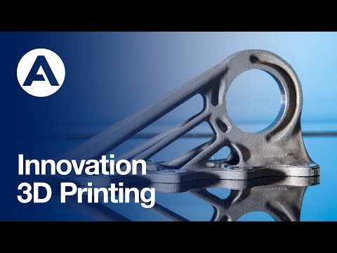 Airbus 3D Printing technology transformation underway