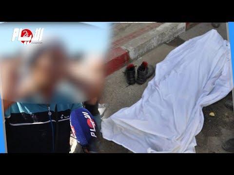 جريمة قتل بشعة.. ''موالين الفراشات'' يطعنون عون سلطة في عنقه وأخر في كليته بشارع محمد السادس
