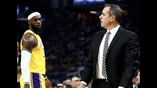 Why the Lakers Might Give Up A Lot of 3's (And What They Can Do About It)