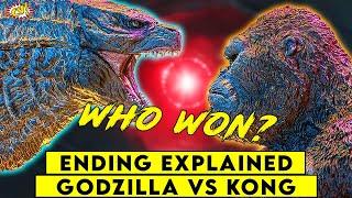 Godzilla Vs Kong ENDING Explained || ComicVerse