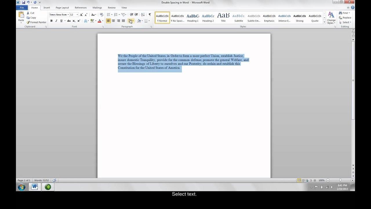 250 words per page essay