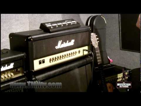 WINTER NAMM 2010 - MARSHALL | JMD-1 | AMP DEMO ROOM (Part 1)