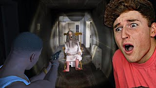 I Went To A HAUNTED House In GTA 5 And Found THIS.. (Mods)