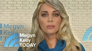 Woman Says That President Donald Trump Groped Her: 'I Was Sick To My Stomach' | Megyn Kelly TODAY