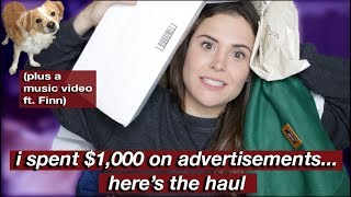 "UNBOXING ITEMS FROM ""Buying Every Advertisement I See"""