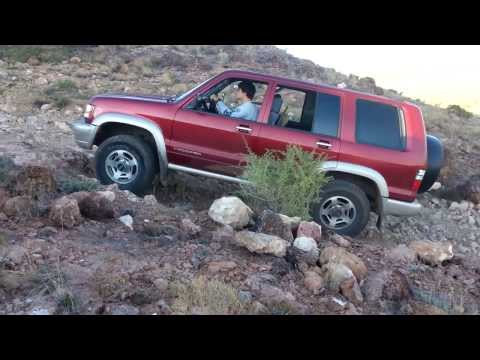 Isuzu Trooper Off Road Marys Peak Or Pt 1 Videomoviles