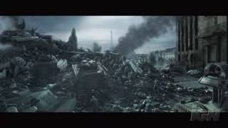 Tom Clancy's EndWar Xbox 360 Trailer - They Were Right