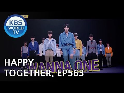 Happy Together I 해피투게더 - Wanna One [ENG/2018.11.29]