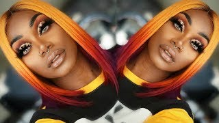 PEANUT BUTTER & JELLY HAIR | THE PERFECT #FALL HAIRCOLOR | ALIPEARL | KISS COLORS