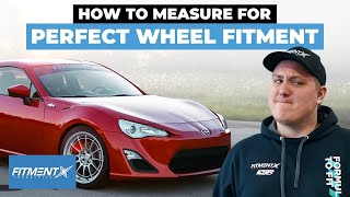 How to Measure for Aftermarket  Wheels