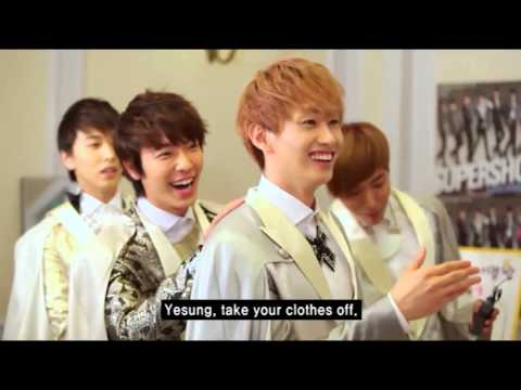 ALL ABOUT SJ The Ranking [ENG SUB]