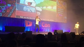 'LIFE IS FUN' LIVE PERFORMANCE BY THEODD1SOUT (VIDCON AUS 2018)