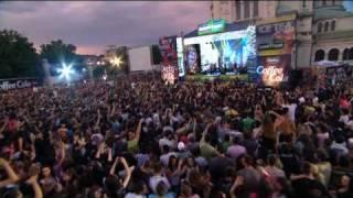 "ANDREA (SAHARA) - NEBLAGODAREN ""live from 20 GODINI PAYNER"" - Super CROWD !!!"